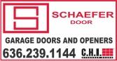 Schaefer Door