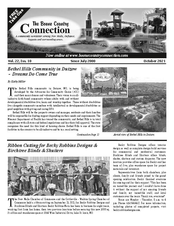 BCC October Edition